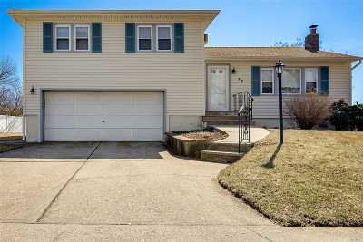 Plainview Single Family Home For Sale: 42 Keswick Ln