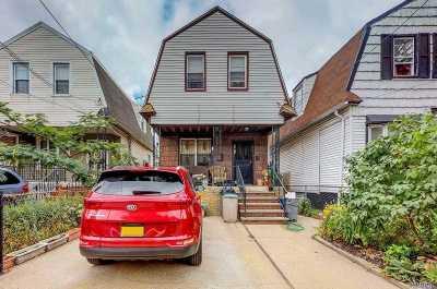 Far Rockaway Single Family Home For Sale: 16-16 Redfern Ave