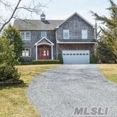 Aquebogue Single Family Home For Sale: 167 Tuthills Ln