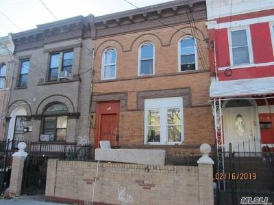 Brooklyn Multi Family Home For Sale: 466 Miller Ave