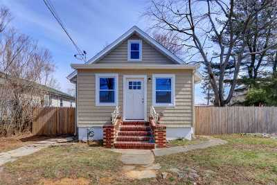 Copiague Single Family Home For Sale: 60 Vespucci Ave