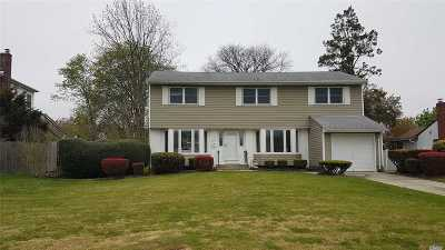 Commack Single Family Home For Sale: 5 Tyram St