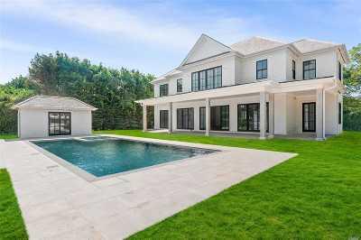 Southampton Single Family Home For Sale: 70 Johnny Ln
