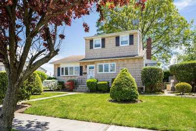 N. Massapequa Single Family Home For Sale: 216 N Manhattan Ave