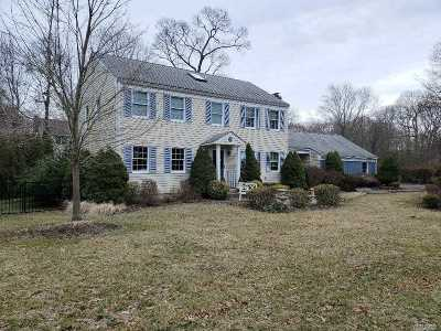 Miller Place Single Family Home For Sale: 33 Samuels Path