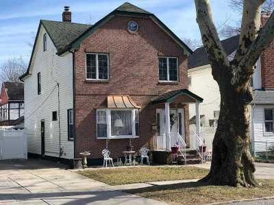 Bellerose, Glen Oaks Single Family Home For Sale: 87-45 252nd St