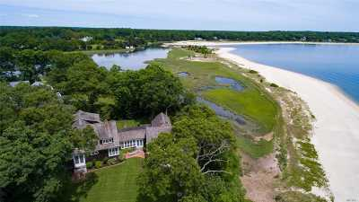 Peconic Single Family Home For Sale: 7055 Indian Neck Ln