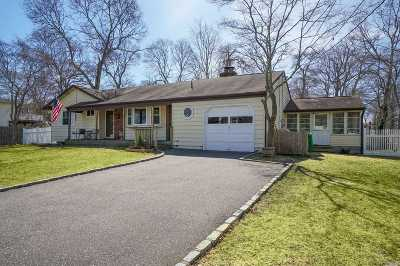 Oakdale Single Family Home For Sale: 17 Grassmere Ave