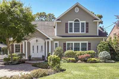 Rockville Centre Single Family Home For Sale: 12 Sherwood Rd