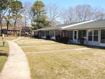 Ridge Condo/Townhouse For Sale: 42 D Trent Ct
