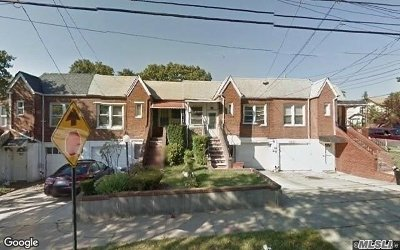 Jamaica Single Family Home For Sale: 114-58 196th St