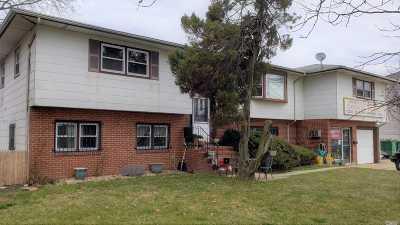 W. Babylon Single Family Home For Sale: 433 Sunrise Hwy