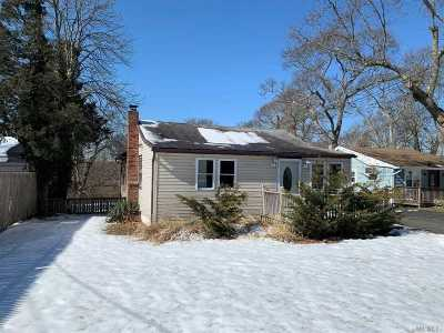Nesconset Single Family Home For Sale: 514 Browns Rd