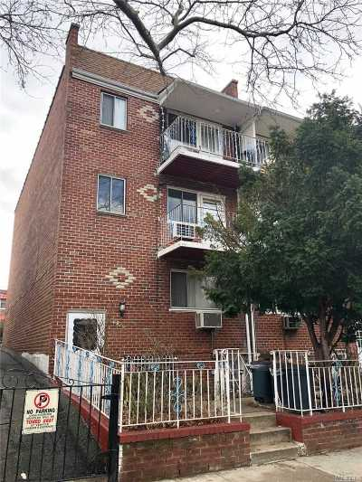 Woodside Multi Family Home For Sale: 43-07 54th St