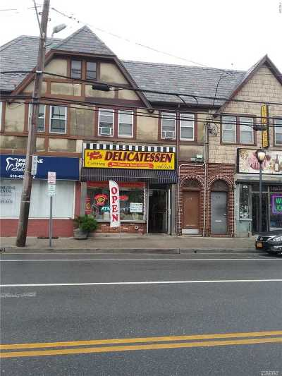 W. Hempstead Commercial For Sale: 678 Woodfield Rd