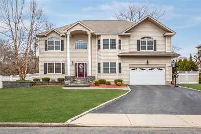 Nesconset Single Family Home For Sale: 2 Sun Hill Rd