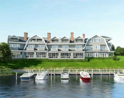 Hampton Bays Condo/Townhouse For Sale: 63 Old Boathouse Ln #201