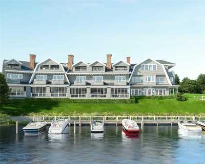 Hampton Bays Condo/Townhouse For Sale: 61 Old Boathouse Ln #202