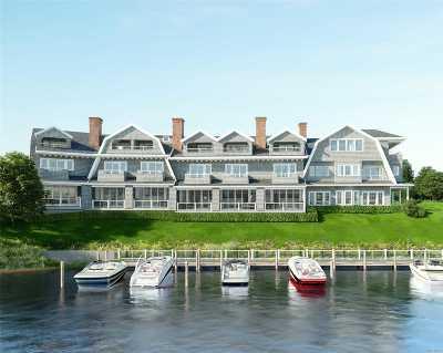 Hampton Bays Condo/Townhouse For Sale: 55 Old Boathouse Ln #205