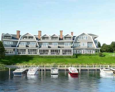 Hampton Bays Condo/Townhouse For Sale: 37 Old Boathouse Ln #401