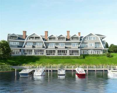 Hampton Bays Condo/Townhouse For Sale: 35 Old Boathouse Ln #402