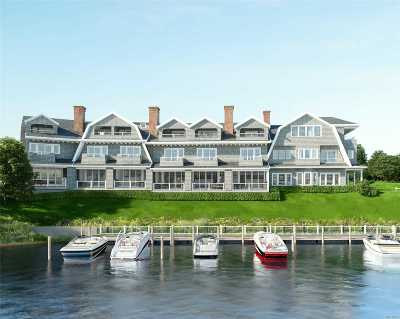 Hampton Bays Condo/Townhouse For Sale: 47 Old Boathouse Ln #302