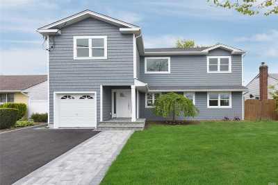 Massapequa Single Family Home For Sale: 380 Harrison Ave