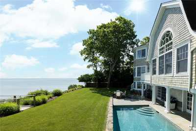 Cutchogue Single Family Home For Sale: 5775 Nassau Point Rd