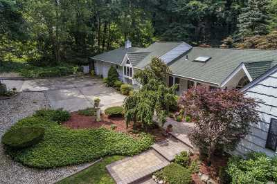 Cold Spring Hrbr Single Family Home For Sale: 12 Turkey Ln