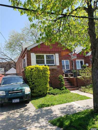 Maspeth Single Family Home For Sale: 53-69 61 St