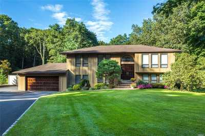 Dix Hills Single Family Home For Sale: 303 Dix Hills Rd