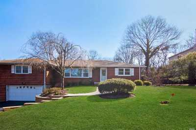 Smithtown Single Family Home For Sale: 53 Grassy Pond Dr