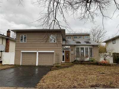 Baldwin NY Single Family Home For Sale: $495,000
