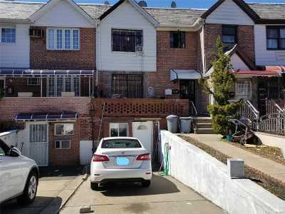 Woodside Single Family Home For Sale: 31-30 69th St