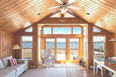 Greenport Single Family Home For Sale: 2625 Bay Shore Rd