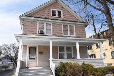 Roslyn Single Family Home For Sale: 137 Jefferson Ave
