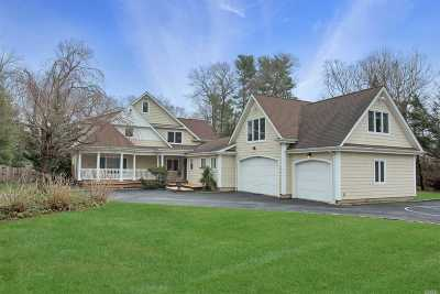 Muttontown Single Family Home For Sale: 93 Sterling Ct