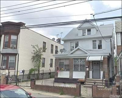 Woodside Multi Family Home For Sale: 42-19 66 St