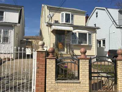 Jamaica Single Family Home For Sale: 169-03 144th Ave