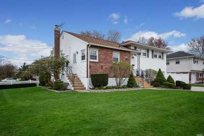 Wantagh Single Family Home For Sale: 3201 Waterbury Dr