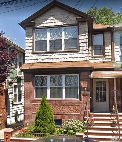 Maspeth Multi Family Home For Sale: 57-21 65th St