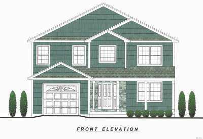 Hauppauge Single Family Home For Sale: Lot #1 Seusing Blvd