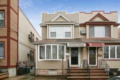 Astoria, Long Island City, Sunnyside, Woodside, Jackson Heights, Middle Village, Maspeth, Glendale, Ridgewood Single Family Home For Sale: 61-56 62nd Ave