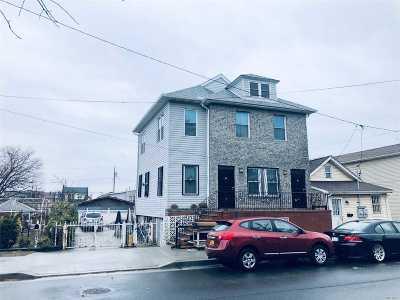 Far Rockaway Multi Family Home For Sale: 316 Beach 48th St