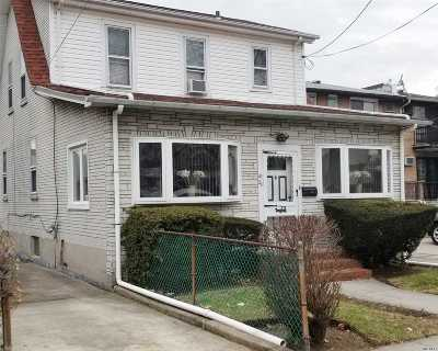 Bayside Single Family Home For Sale: 45-38 204th St