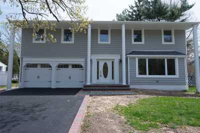 Nesconset Single Family Home For Sale: 195 Nichols Rd
