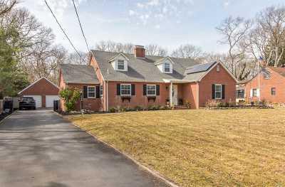Medford Single Family Home For Sale: 140 Oregon Ave