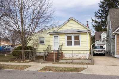Floral Park Single Family Home For Sale: 177 McKee St