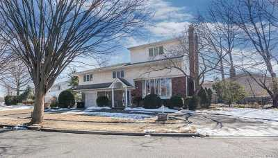 Syosset Single Family Home For Sale: 4 Dorothy St