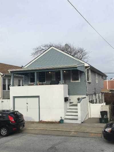 E Atlantic Beach NY Single Family Home For Sale: $638,000
